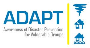 ADAPT – Awareness of Disaster Prevention for vulnerable groups