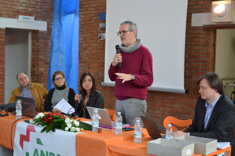 Progress on data platform in Saponara, Sicily