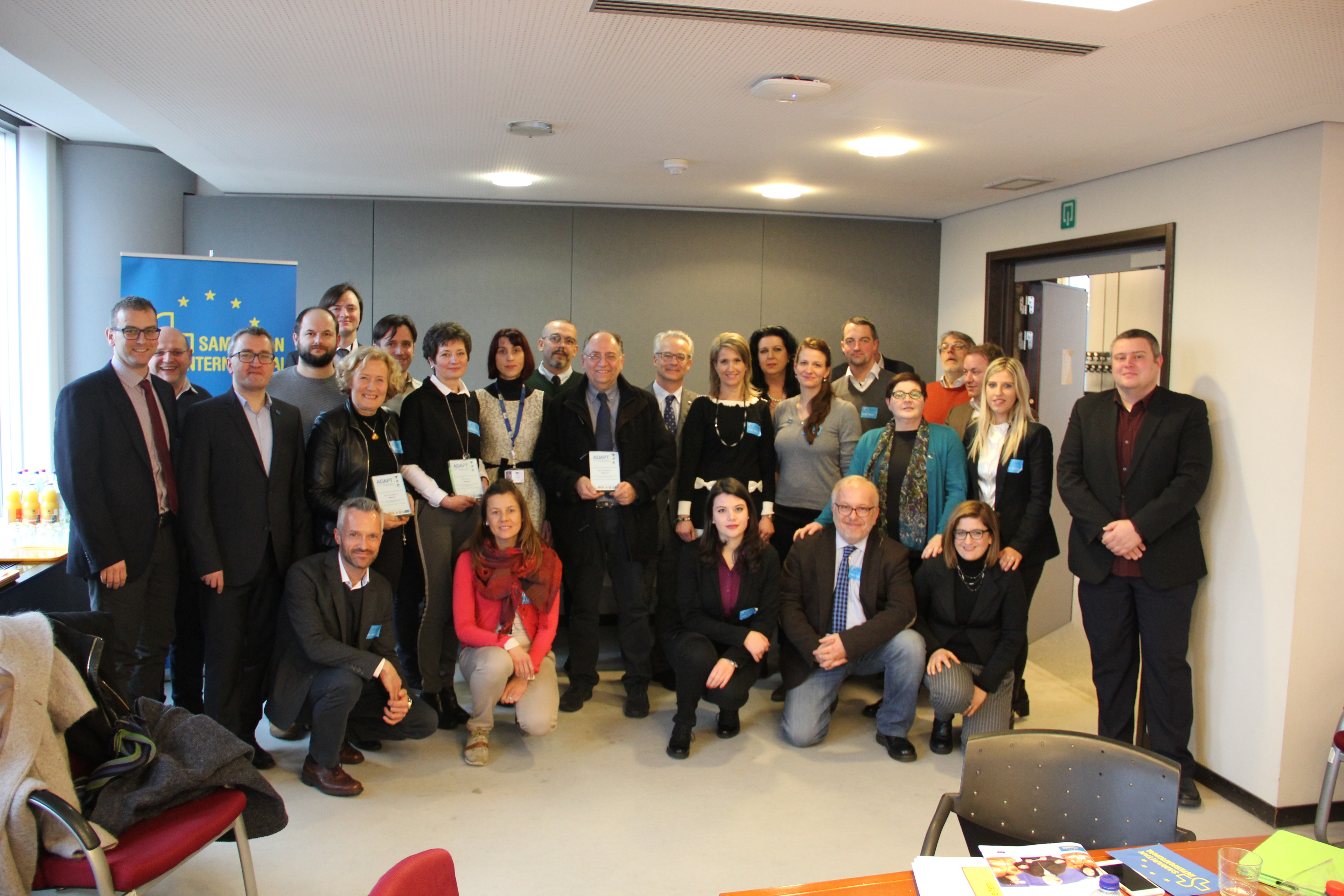 Project concludes with final event in Brussels